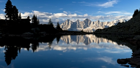 Naturfotografie Workshop Ramsau am Dachstein - Canon Academy Landschaft- und Reise